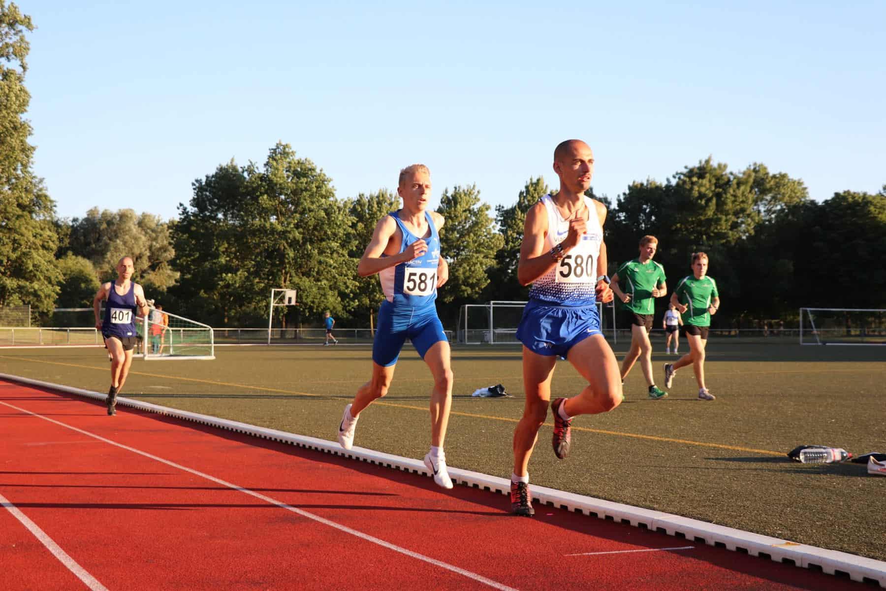 Erinnerungen an den Sprintpokal und Mittelstreckenabend 3. Juli 2019