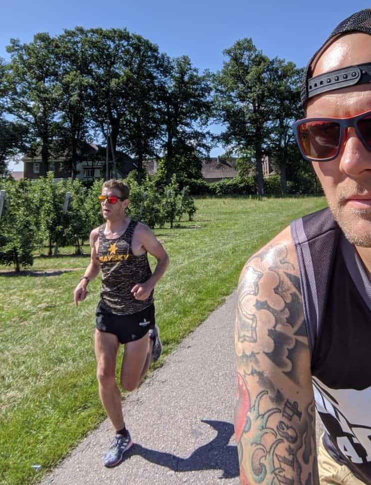 Halbmarathon-Samstag